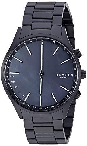 Skagen Connected Men Holst Titanium Hybrid Smartwatch, Color: Black (Model: SKT1312)