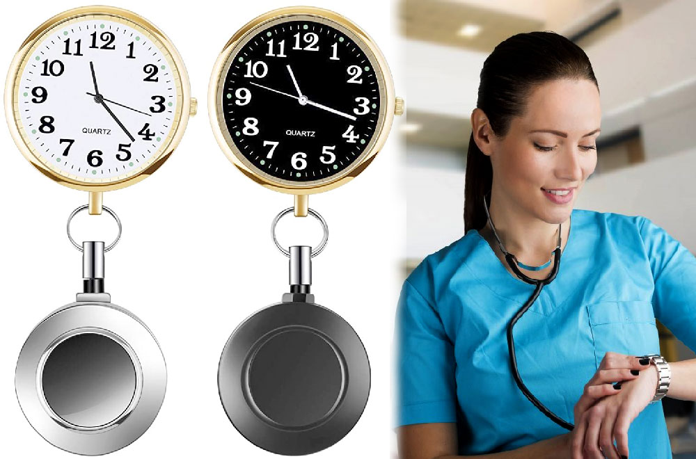 Do Nurses wear watches