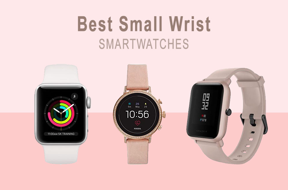 best-smartwatches-for-small-wrists